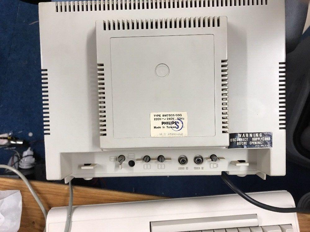 Green screen monitor for commodore 64